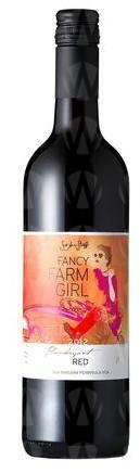 Sue-Ann Staff Estate Winery Fancy Farm Girl - Flamboyant Red