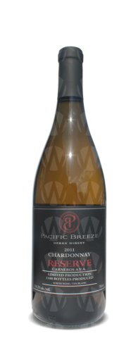 Pacific Breeze Winery Chardonnay Reserve