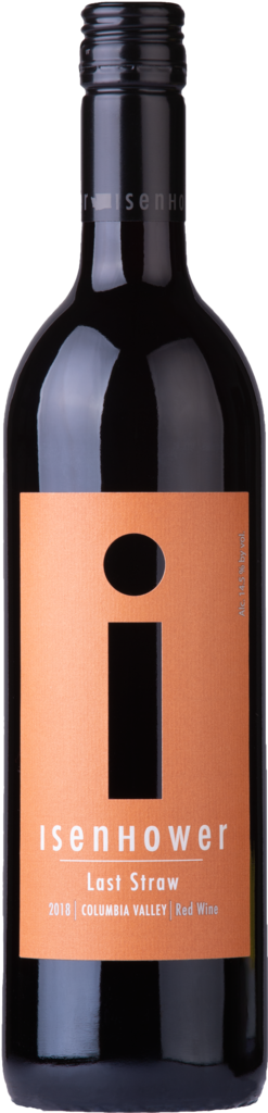 Isenhower Cellars Last Straw Bottle Preview