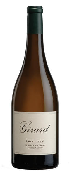 Chardonnay Russian River Valley Bottle