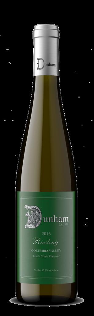 Dunham Cellars Lewis Vineyard Riesling Bottle Preview