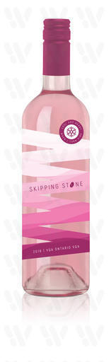 PondView Estate Winery Skipping Stone Pink