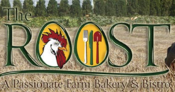The Roost Farm Centre and Winery Logo