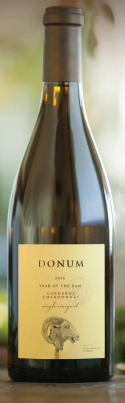 Donum Estate Carneros Estate Chardonnay Bottle Preview