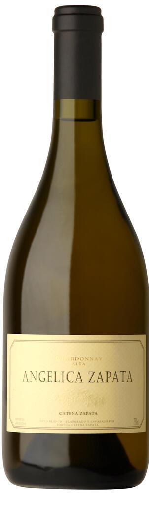 Angélica Zapata Chardonnay Alta Bottle