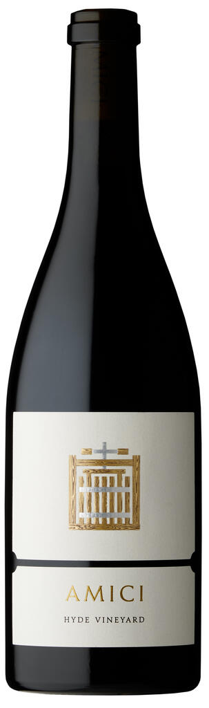 Amici Cellars Amici Hyde Pinot Noir Bottle Preview