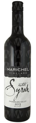 Marichel Vineyard & Winery Estate Syrah
