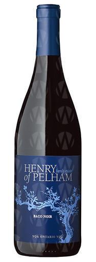Henry of Pelham Family Estate Winery Baco Noir