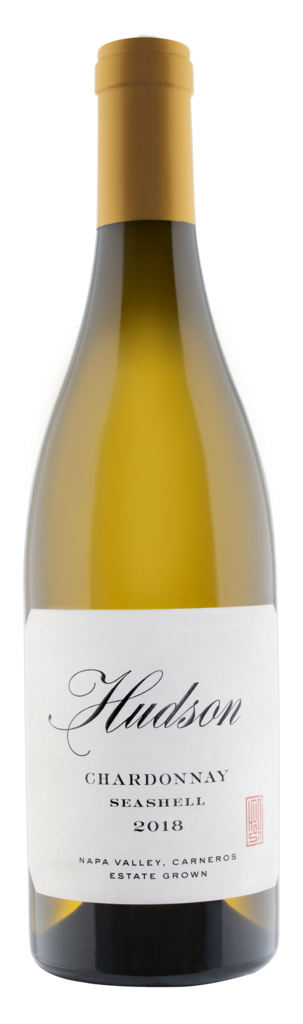 Seashell Chardonnay Bottle