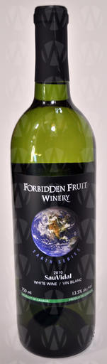 Forbidden Fruit Winery SauVidal