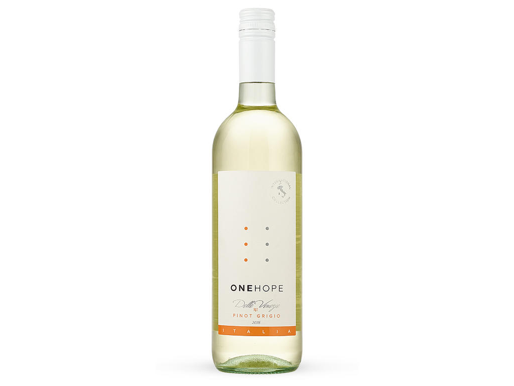 ONEHOPE Delle Venezie IGT Pinot Grigio Bottle Preview