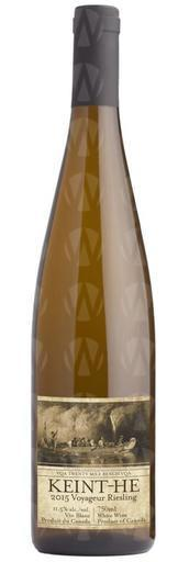 Keint-he Winery & Vineyards Voyageur Riesling