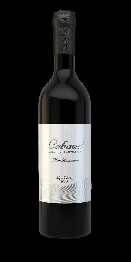 Cabaud Wines Mon Hommage Cabernet Sauvignon Bottle Preview