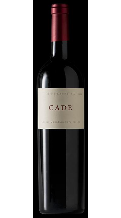 CADE Estate Winery CADE Estate Cabernet Sauvignon, Howell Mountain Bottle Preview