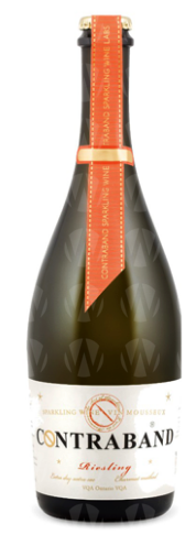 Contraband Sparkling Wine Labs Riesling