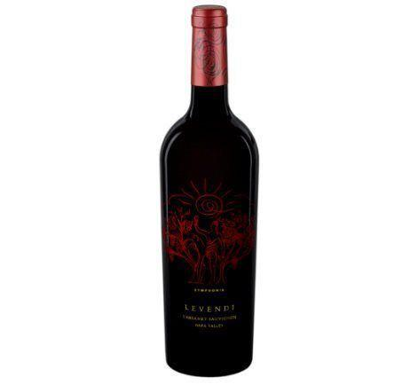 Levendi Winery Symphonia Cabernet Sauvignon Bottle Preview