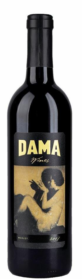 DAMA Wines Merlot Bottle Preview
