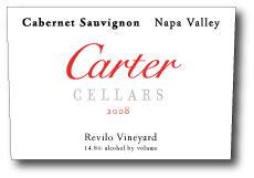 Revilo Vineyard Cabernet Sauvignon Bottle
