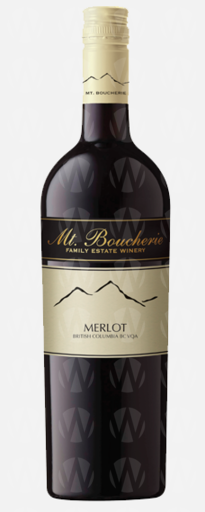 Mt. Boucherie Family Estate Merlot