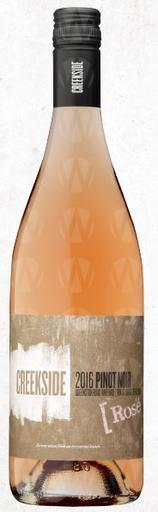 Creekside Estate Winery Queenston Road Vineyard Pinot Noir Rosé