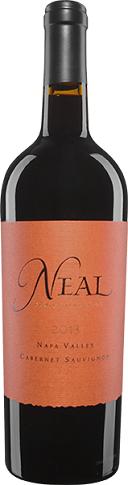 Neal Family Vineyards Napa Valley Cabernet Sauvignon Bottle Preview