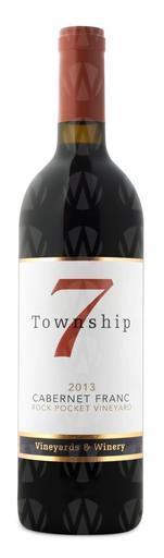Township 7 Vineyards & Winery Cabernet Franc