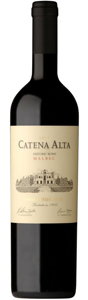 Catena Alta Malbec Bottle