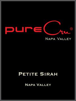 pureCru Wines Petite Sirah Bottle Preview