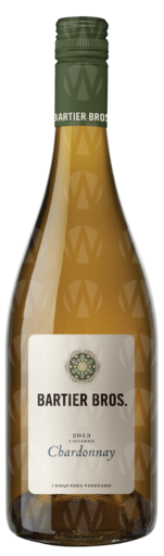 Bartier Bros. Chardonnay (Unoaked)