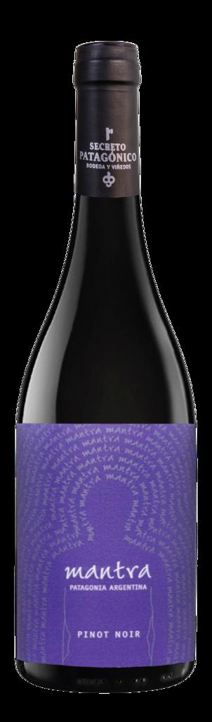 Secreto Patagónico Mantra Pinot Noir Bottle Preview