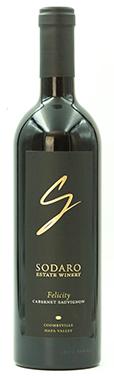 Sodaro Estate Winery Felicity Cabernet Sauvignon Bottle Preview