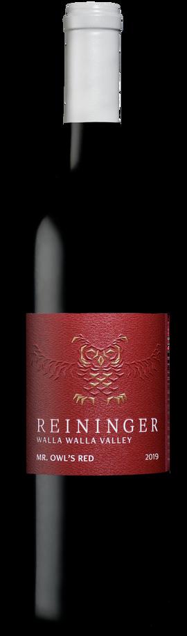 REININGER Winery REININGER Mr. Owls Red Bottle Preview