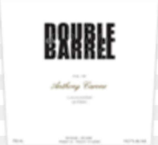 Double Barrel Double Barrel