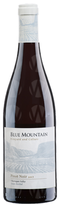Blue Mountain Vineyard and Cellars Ltd. Pinot Noir