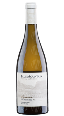 Blue Mountain Vineyard and Cellars Ltd. Reserve Chardonnay