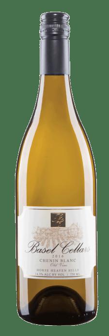 Basel Cellars Estate Winery Chenin Blanc Bottle Preview
