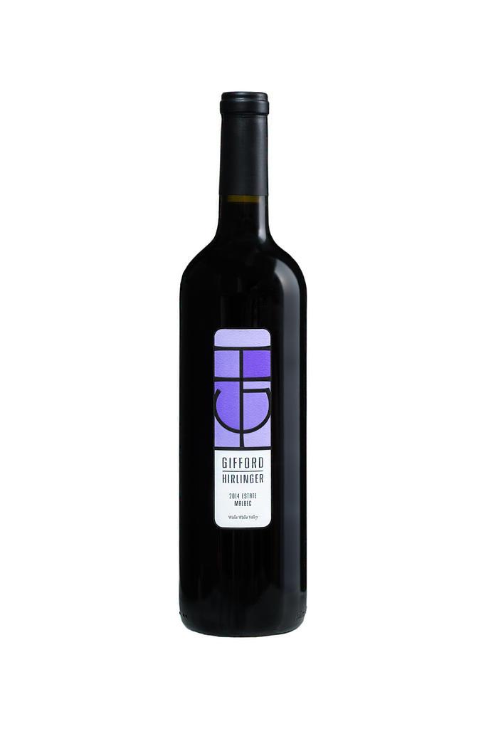 Gifford Hirlinger Estate Malbec Bottle Preview