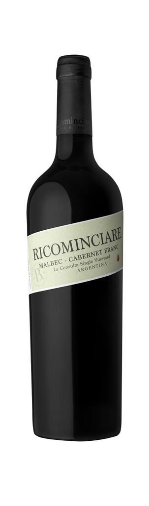 Ricominciare Malbec - Cabernet Franc Bottle