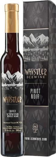 Whistler Pinot Noir Icewine