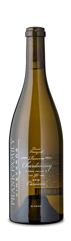 Lewis Vineyard Chardonnay Bottle