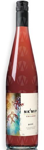 Nk'Mip Cellars Winemakers Tier Rosé