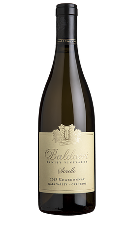 Baldacci Family Vineyards Sorelle Chardonnay Bottle Preview