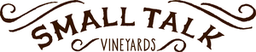 Small Talk Vineyards Logo