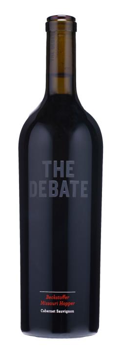 The Debate Beckstoffer Missouri Hopper Bottle Preview