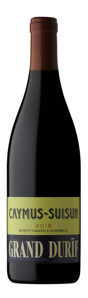 Caymus Vineyards Caymus-Suisun Grand Durif Bottle Preview
