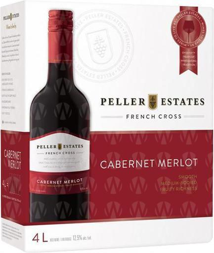 Peller Estates Winery French Cross Cabernet Merlot