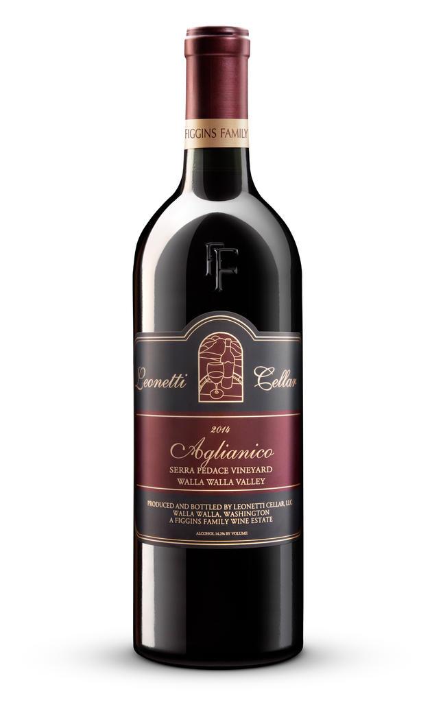 Leonetti Cellar Aglianico Bottle Preview