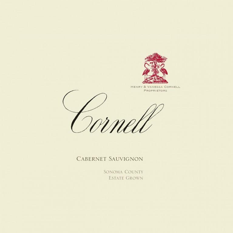 Sleeper Cellars Cornell Vineyards Cabernet Sauvignon Estate Bottle Preview