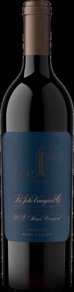 La Jota Vineyard Co. W.S. Keyes Merlot Bottle Preview