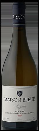 Maison Bleue Voltigeur Viognier Bottle Preview